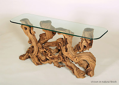 grape vines furniture
