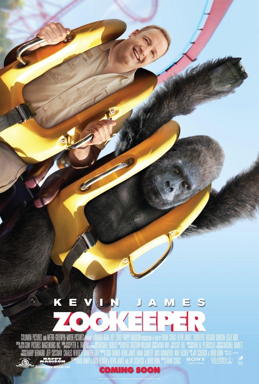 Zookeeper 2011 Zookeeper Trailer