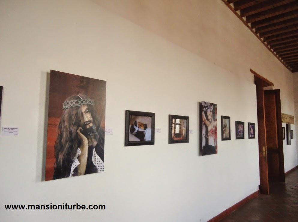Cristos una Exposición de Alfonoso Pacheco Hernández en Pátzcuaro