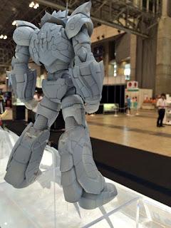 Sentinel Toys RIOBOT Mazinkaiser Wonder Festival 2015 Summer prototype toy image 02