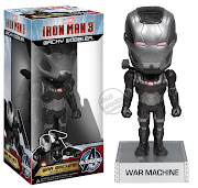 Toy Fair 2013 : Funko on Iron Man 3 (funko iron man war machine wacky wobbler)