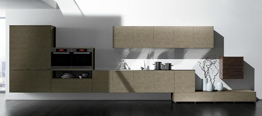 Una cocina demasiado discreta cocinas con estilo for Muebles de cocina hacker