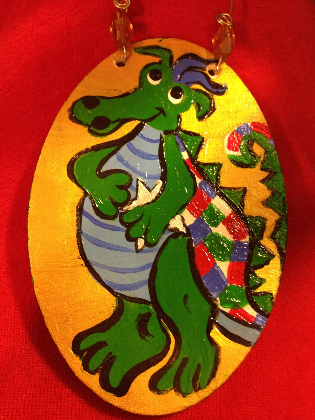 Bits and Pieces: The Complete Cinnamon Bear Set : crazy quilt dragon - Adamdwight.com