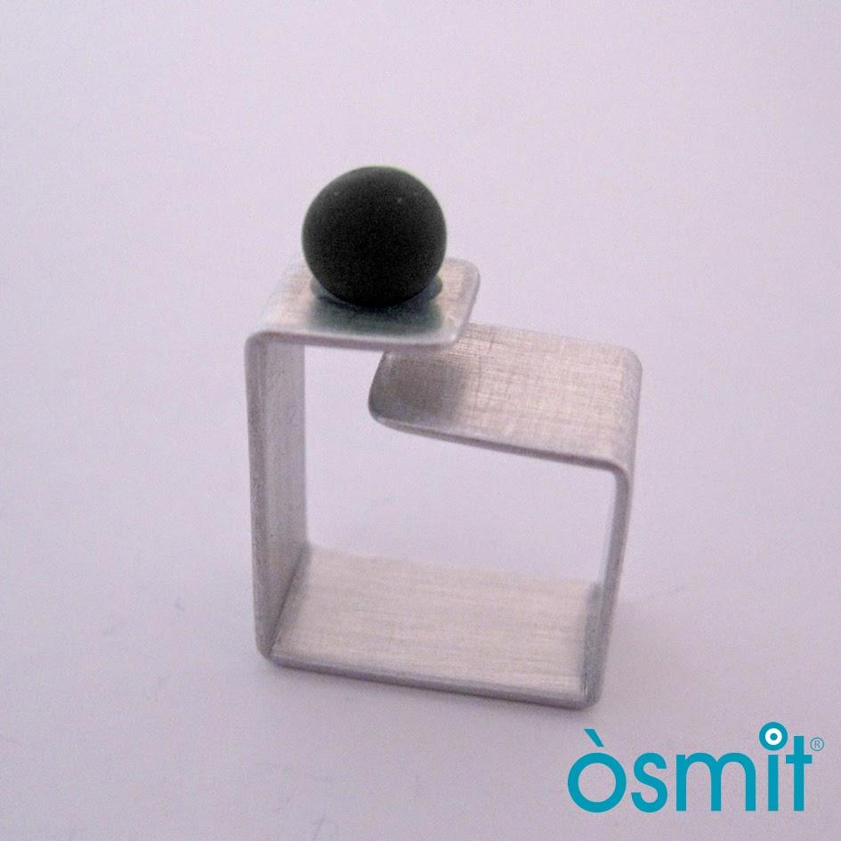 anillo aluminio osmit joyas