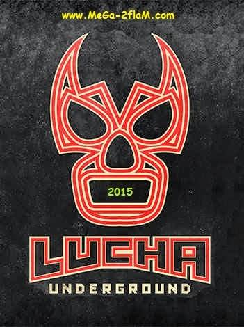 Lucha UnderGround 2015/03/25 مترجم