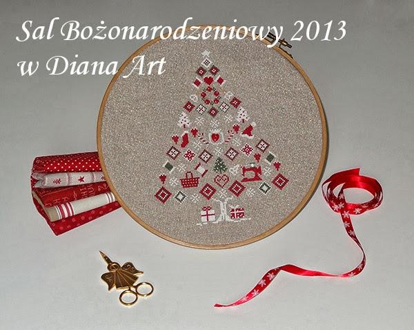 Sal Bożonarodzeniowy u Diany ;)