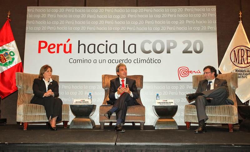 Ini Isu Utama Harus Diselesaikan COP20