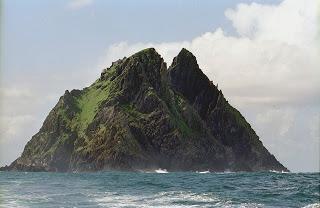 Isla irlandesa