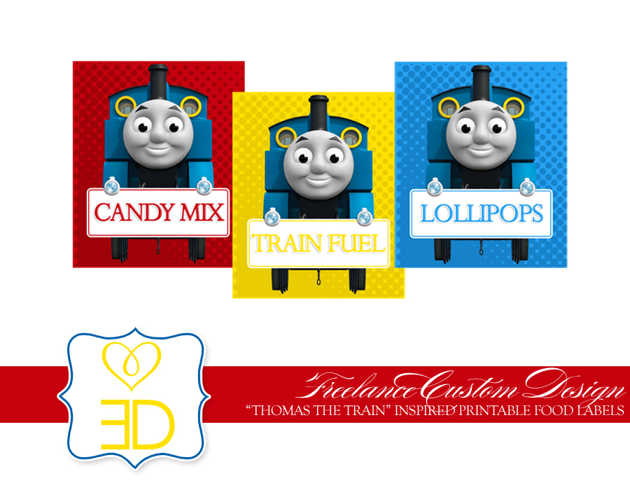 Magnificent Thomas the Train Free Printable Food Labels 900 x 700 · 323 kB · jpeg