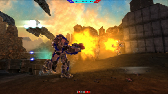 Metal Planet PC Game Screenshot 3 Metal Planet MULTi2 FASiSO