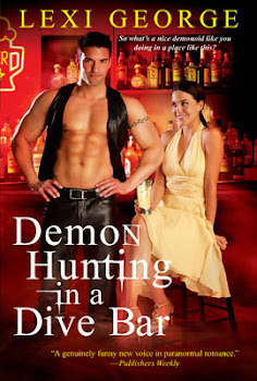 Demon Hunting in a Dive Bar