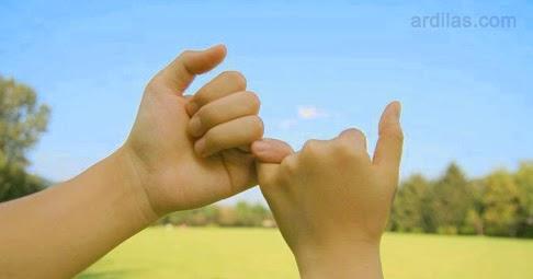 Ucapan dan Tindakan Tidak Sesuai - Kebiasaan Buruk Orang Tua