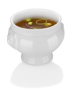 Bol supa Special, fabricat din cel mai dur portelan disponibil pe piata, cu rezistenta mare la uzura si impact, relativ usor, de un alb stralucitor
