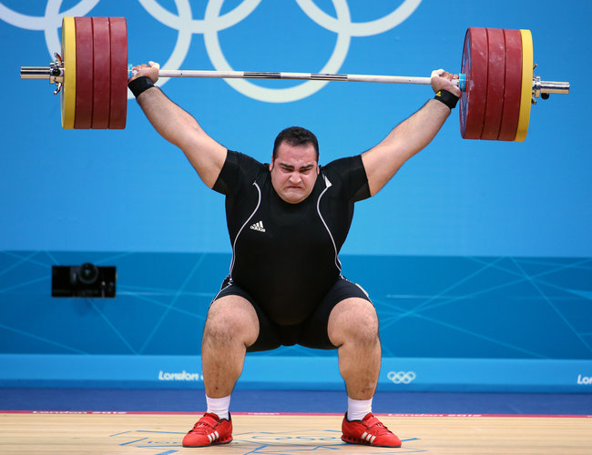 [LONDON 2012] IRANIAN EASILY LIFTS SPIRITS OF HIS COUNTRY | The Himalayan Voice