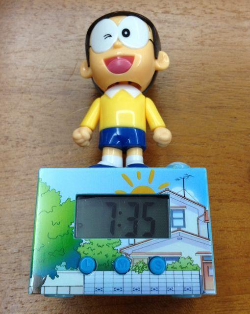 Nobita Alarm Clock 711