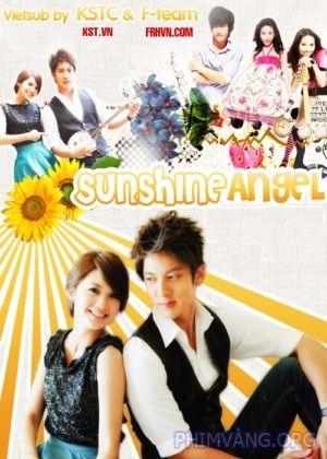 Thiên Thần Tình Yêu USLT - Thiên Sứ Mặt Trời VIETSUB- Sunshine Angel (2011) - (22/22)