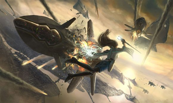 CG Art Wallpaper Marek Okon Artwork 13