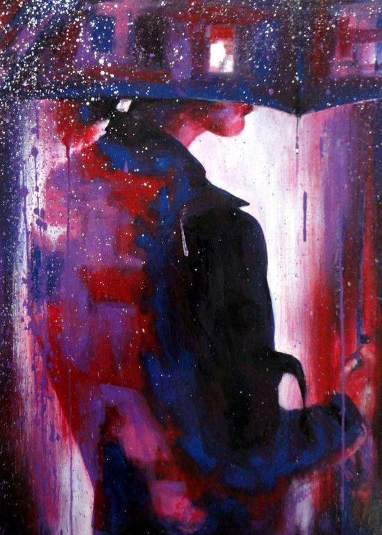 nuncalosabre. Pintura. Painting - ©Nena Stojanovic