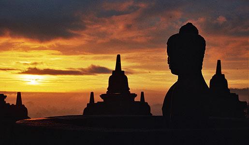 visit Indonesia: Borobudur Temple, Yogyakarta