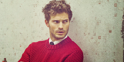 A Place to Dwell: And the new Christian Grey is...
