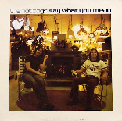 The Hot Dogs- Say What You Mean (FLAC) Japanese Remaster