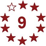 Frequency 9 von 10 Sterne