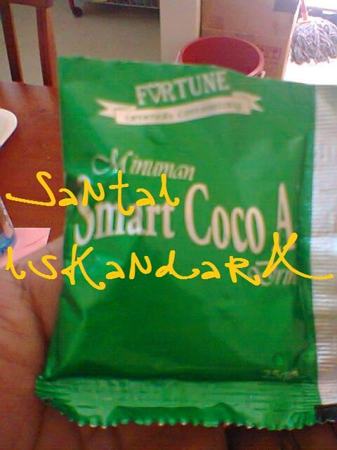Santai, Santai iskandarX, Smart Coco A+