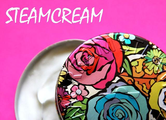 lush, steamcream, cream, scin care, уход, уход за телом, уход за лицом, крем для лица,