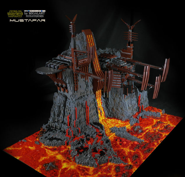 http://lego.gizmodo.com/this-60-000-piece-lego-mustafar-will-consume-you-in-fir-1642296895