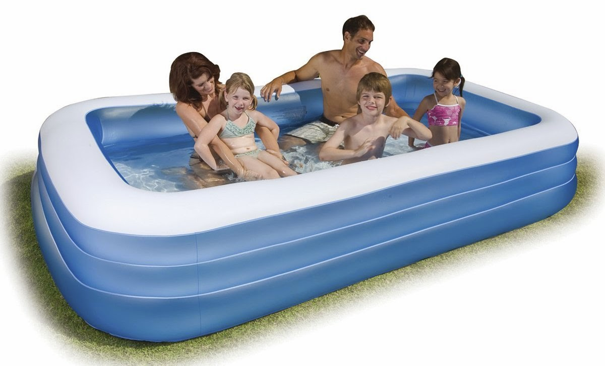 All Things Children: Intex Recreation 58484EP Inflatable Pool ...
