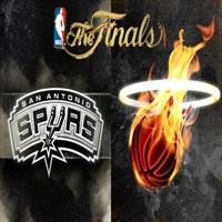 NBA Finals LIVE Miami Heat vs San Antonio Spurs...