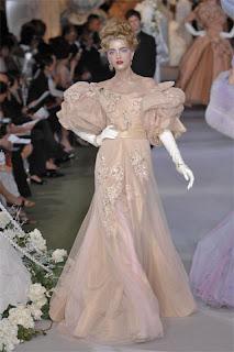fantastic rococo dress