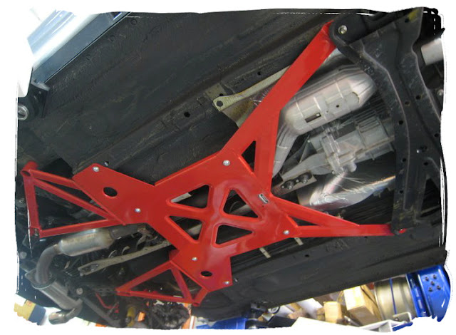 AutoEXE Mazda Roadster NC Chassis Brace