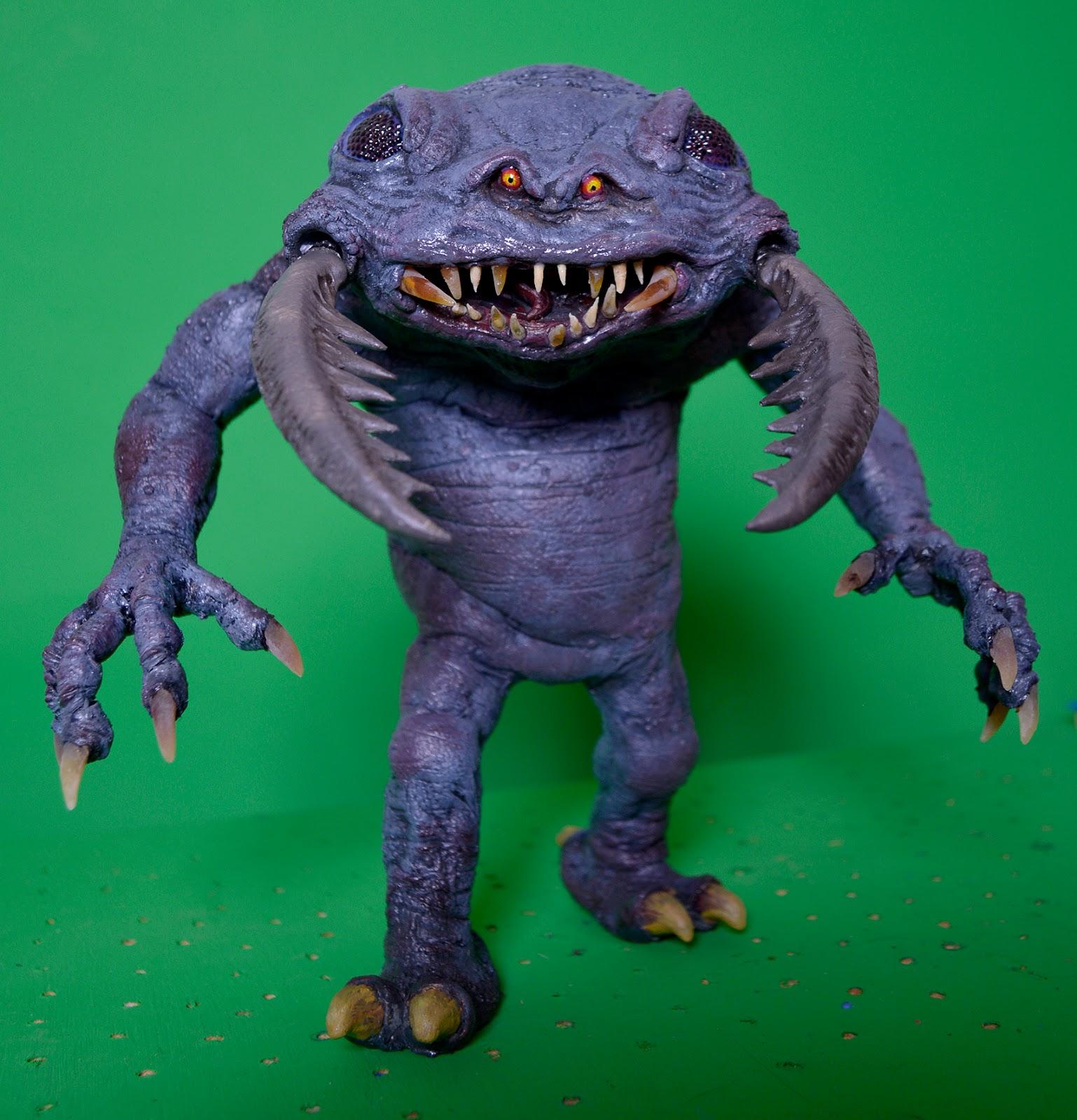 The Lone Animator: D & D Monsters: Beware The Umber Hulk