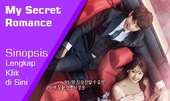 SINOPSIS My Secret Romance