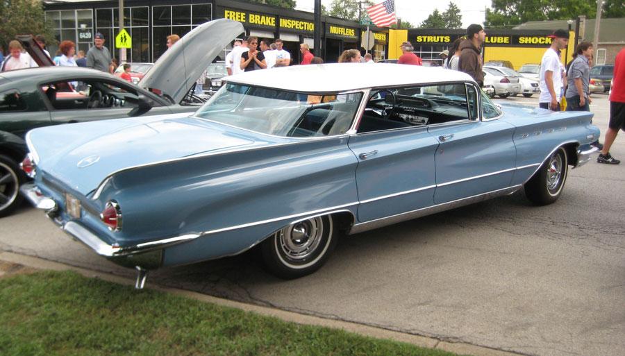 Buick Electra on 1961 Buick Lesabre 4 Door
