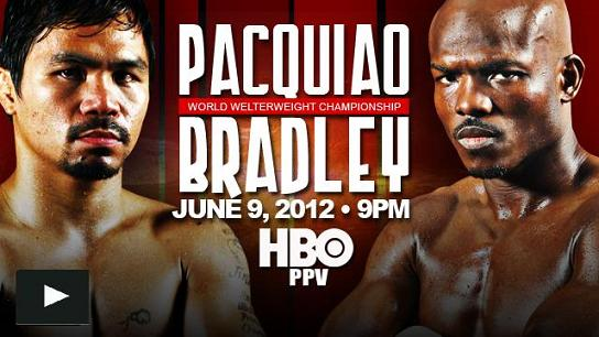 Pacquiao VS Bradley (June 9, 2012) FULL FIGHT