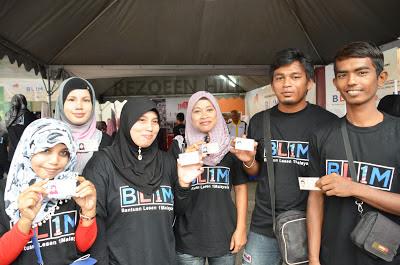 Pendaftaran BL1M 2013