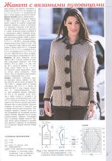 Вязанные пиджаки женские спицами фото и схемы