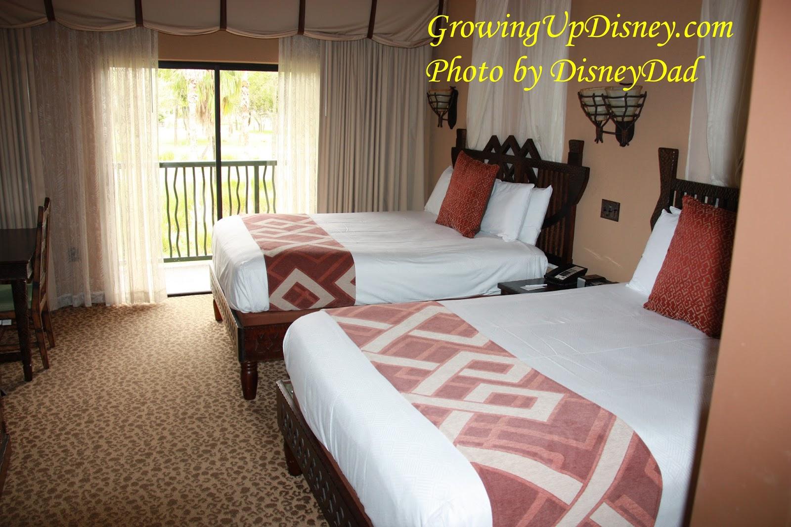 Growing Up Disney Photo Flashback Kidani Village 2 Bedroom Villa