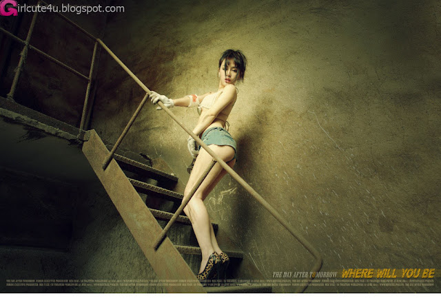 5 Guo Yunmeng - Ruins-very cute asian girl-girlcute4u.blogspot.com