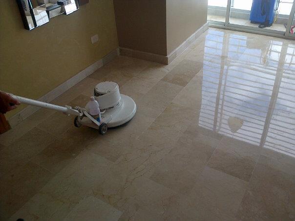 Cleaner dominicana limpieza y mantenimiento de pisos for Limpieza de marmol