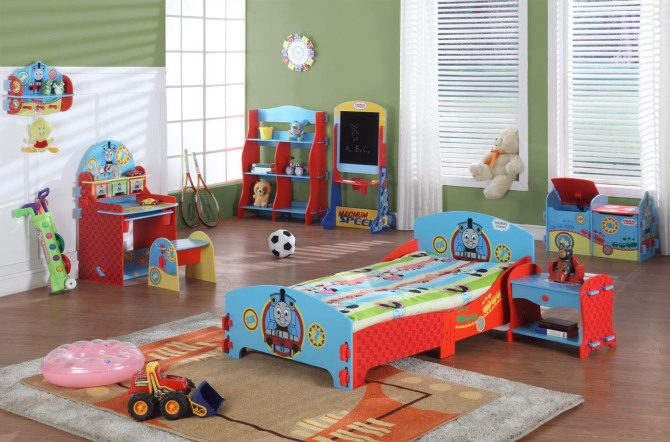 Only U: Kids Bedroom Set