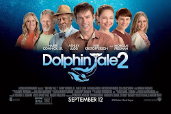 Dolphin Tale 2 Now Showing at Cinemark 8 Del Rio, Texas