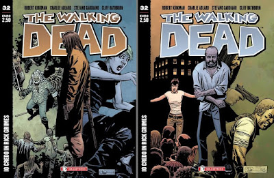 The Walking Dead #32 - Io credo in Rick Grimes
