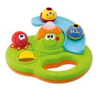Amazon India : Buy Chicco Bubble Island Bath Toy at Rs.548 : Buytoearn