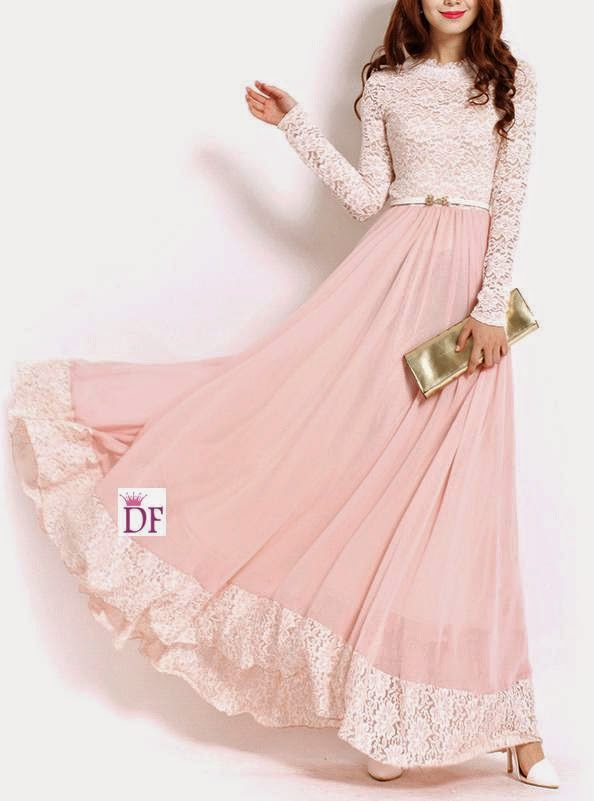 Online shopping lace dress