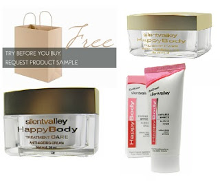 Get Free Samples of Silent Valley Range of Cosmetics