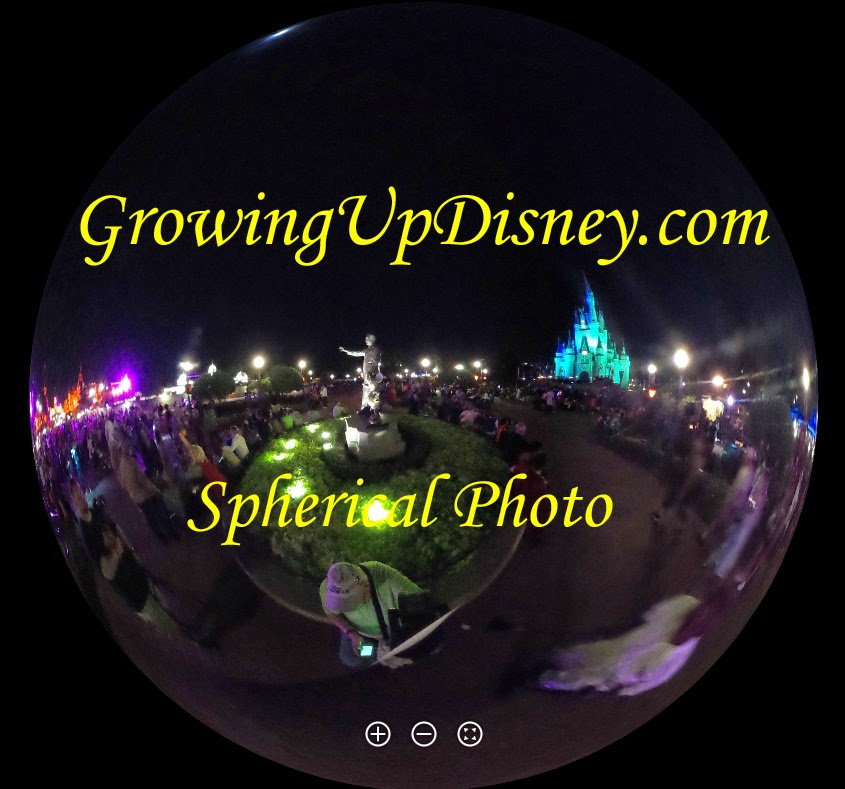 GrowingUpDisney Spherical Photo
