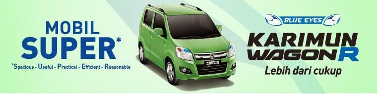 Spesifikasi Suzuki Karimun Wagon R
